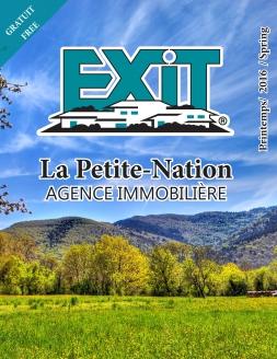 Edition du magasine Exit la Petite-Nation